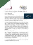 El Salario m Nimo y La Pol Tica Salarial. H. v Squez. 24 de Enero