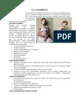 Anorex Bulimia Obesidad