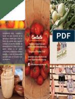 SPANISH Recruitment Brochure - Outside Trifold