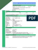 Clarifier Liquid Enzyme MSDS