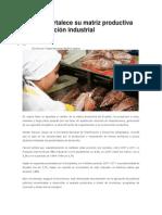 Ecuador fortalece su matriz productiva con innovación industrial el telegrafo