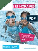 Tarifs Horaires Piscines 201314 Web