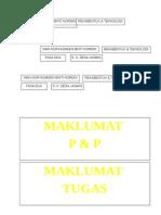 Pembahagi Folio Practicum ;)