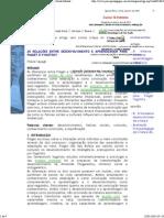 Relações entre Desenvolvimento e a    Piaget e Vygostsky