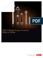 ABB - HV Surge Arresters Buyers Guide Edition 10 2014-01
