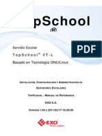 TopSchool Manual de Referencia V1.0