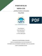 Portfolio Minicex
