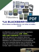 Blackberry Mania