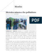 Noticias de Ambiente Enero 2014
