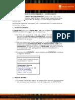 Contrato Site Modelo Plano