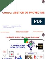 Gestion Proyectos Segunda Parte Setiembre 2013