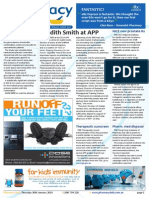 "Pharmacy Daily for Thu 30 Jan 2014 - Judith Smith at APP, \'No plan"" for co-payment, Multivitamins in pregnancy, Travel Specials and much more"
