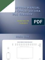 Instruction MaNUAL pLC