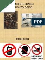 Ambiente Clinico odontologico