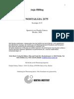 Hilling Nostalgia 2175 Spanisch