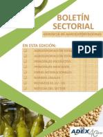 Boletin Sectorial Agro Mayo