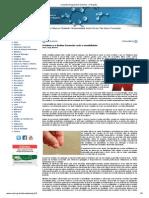 A Quimica e a Analise Sensorial