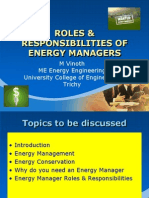 Roles & Responsibilities of Energy Managers Kabl