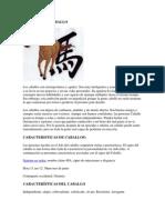 HOROSCOPOCHINO- CABALLO DE MADERA AÑO 2014
