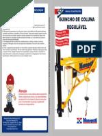 Manual Técnico Guincho de Coluna 200-400kg