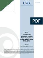 PREAL 54 Estándares Chile 2002-2010
