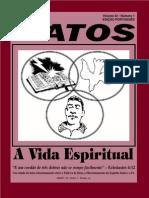 Atos Volume22 Numero1 the Spiritual Life