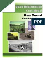 Land Reclamation Computation