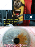 IRIDOLOGIA DIAGNOSTICA