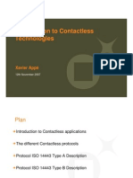 Introduction to Contactless Technologies