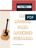 Aprender guitarra