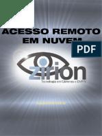 Guia Rapido - Configuracao de Nuvem DVR HVR Zirion 2