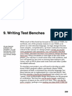 Eng_Writing Test Benches