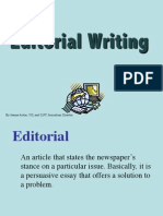 Editorial Overview