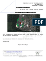PLAN de EVENTO 2014 Pirotecnicoselvisor