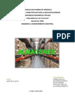 Trabajo de Almacen- Gerencia Logistica