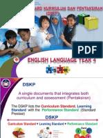 DSKP 4 English Thn 4