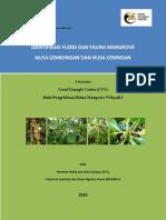 Identifikasi Flora Dan Fauna Mangrove Nusa Penida 2010