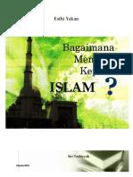 Fathi Yakan - Bagaimana Kita Menyeru Kepada Islam[1]