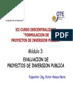 Modulo 4 Evaluacion de Proyectos Victor Amaya Neira