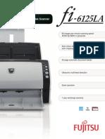 Scanner Koreksi LJK Fujitsu Fi-6125
