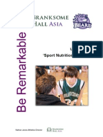 ltsd plan - academy sport nutrition guide update