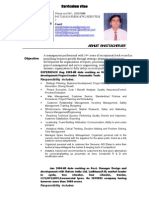 Resume Pneumatic Tool Designer