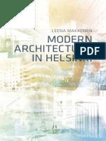 Modern Architecture of Helsinki