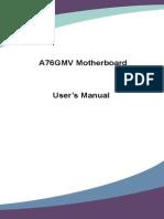 A76GMV Series Manual en V1.0