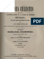Em Swedenborg ARCANES CELESTES TomeQuatorzieme 1sur2 Exode XXII XXIII Numeros 9112 9362 LeBoysDesGuays 1852