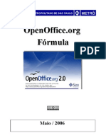 Apostila OpenOffice.org Fórmula