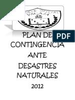 PLAN DE CONTINGENCIA 2010.doc