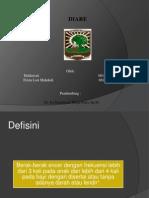 Presentation1 Case Diare
