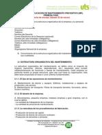 ESTRATEGIA APLICACIÓN DE MANTENIMIENTO PREVENTIVO..    eduardo quiñonez