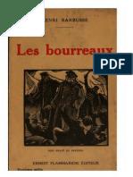 LES BOURREAUX.      Dans Les Balkans. La Terreur Blanche - Henry Barbusse (1926) - Палачи - Анри Барбюс